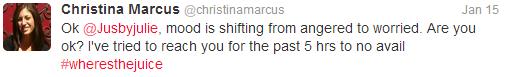 Christina Marcus  christinamarcus  on Twitter