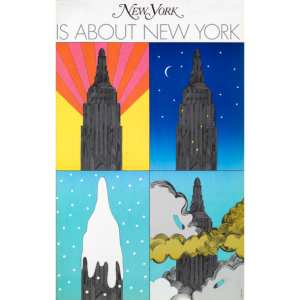 new yorker poster-milton glaser-fab